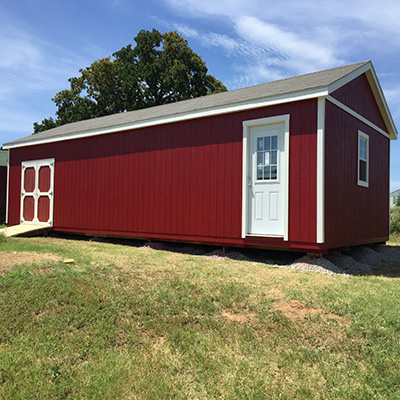 Advantages of LP Prostruct Flooring for Your Shed in Abilene